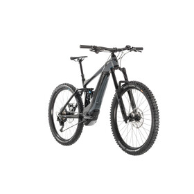 Cube Stereo Hybrid 160 SL 500 E-MTB fullsuspension sort